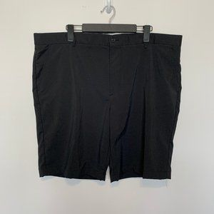 GREG NORMAN FLAT FRONT SHORTS SIZE 44